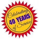 celebrating 40 years of helping young men and their families
