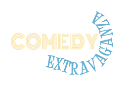 Comedy Extravaganza word-art