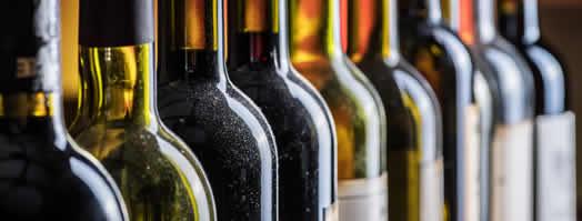 images of wine bottles